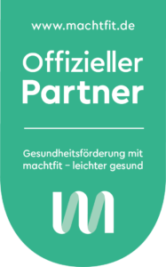 Machtfit-Partner-Siegel